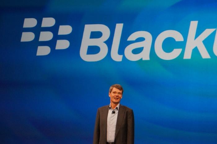 blackberry 10 launch thorsten heins