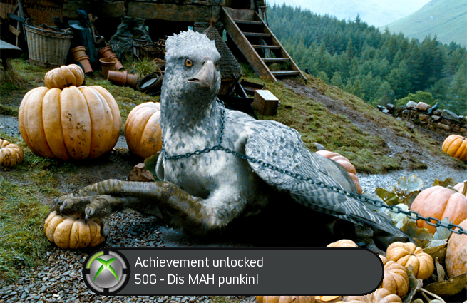 Buckbeak Achievement