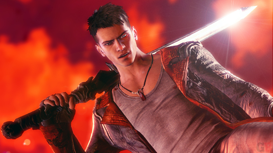 Devil May Cry's Dante got a new look in 2013.
