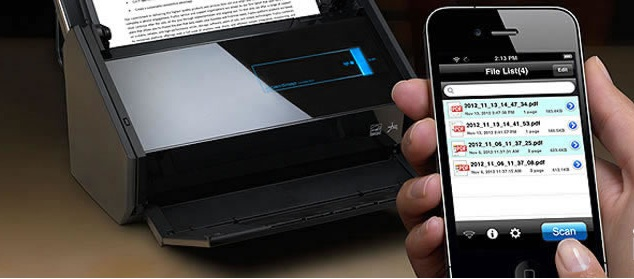paperless office scanner