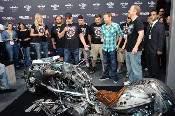 Gears of War - American Chopper