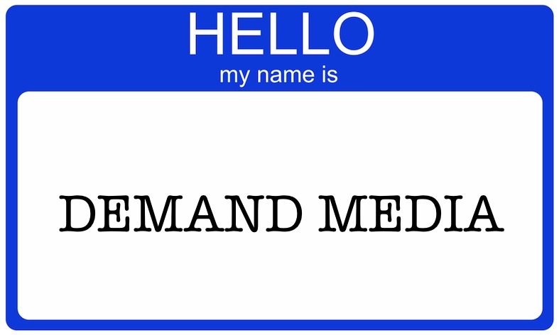 Demand Media Name.com