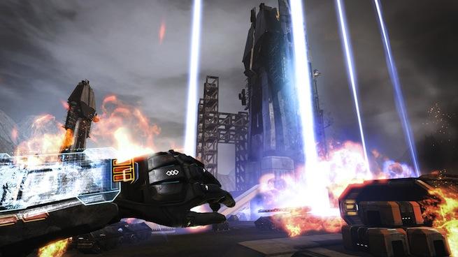 Dust 514 Orbital Strike request