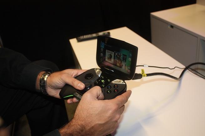 Nvidia's Project Shield