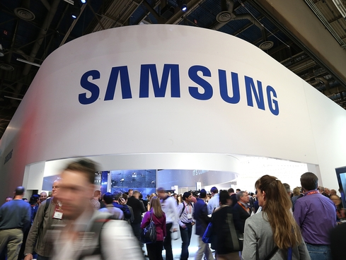 Samsung filed 5,081 patents in 2012.