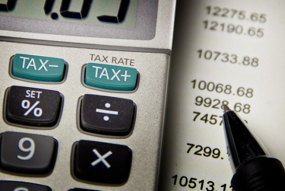 Tax calculator image