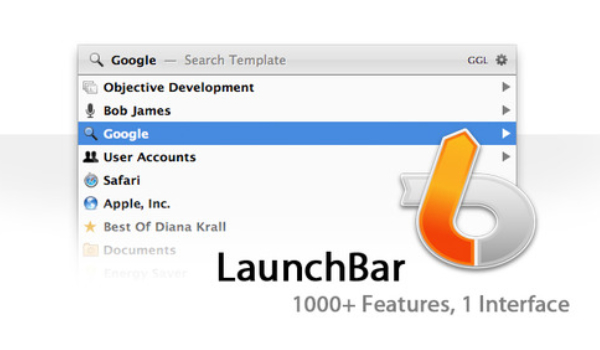 VB - LaunchBar