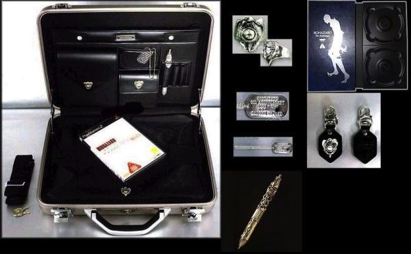 Biohazard 5th Anniversary Special Package