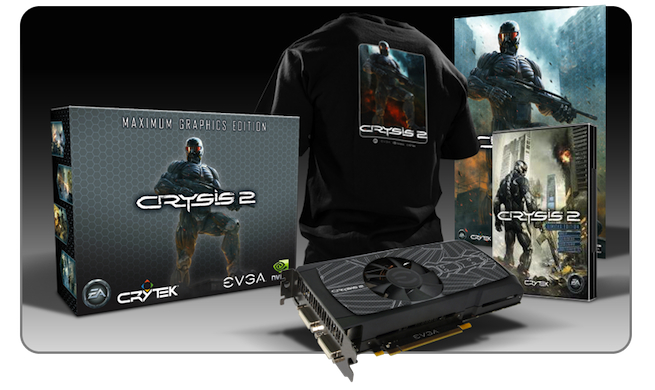 Crysis 2 Maximum Graphics Edition