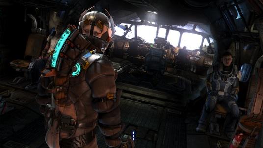 Dead Space 3 Eudora