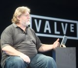 Valve chief Gabe Newell.