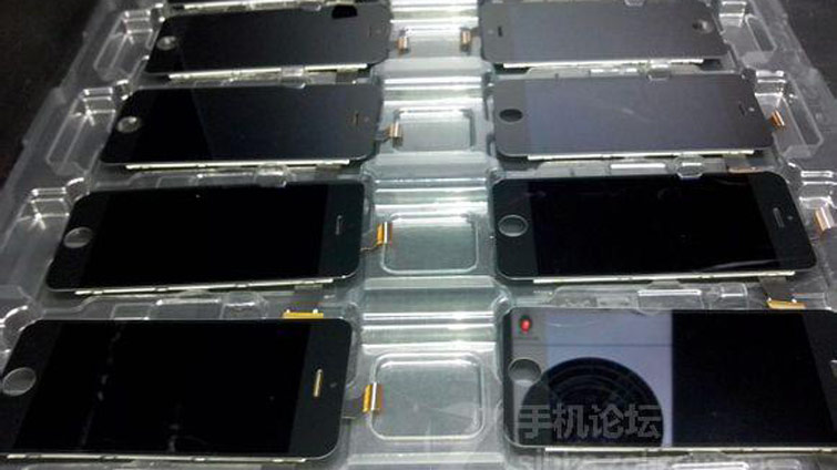 iPhone 5S in limited production, supposedly