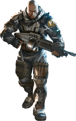 Killzone Mercenary -- Benoit