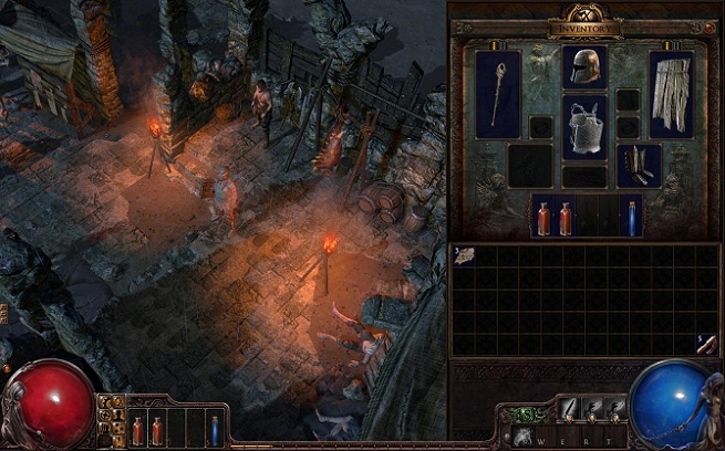 Path of Exile story 1