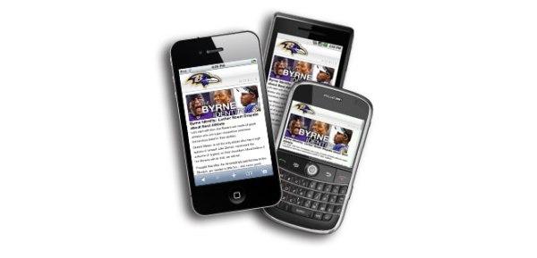 Ravens Mobile Apps