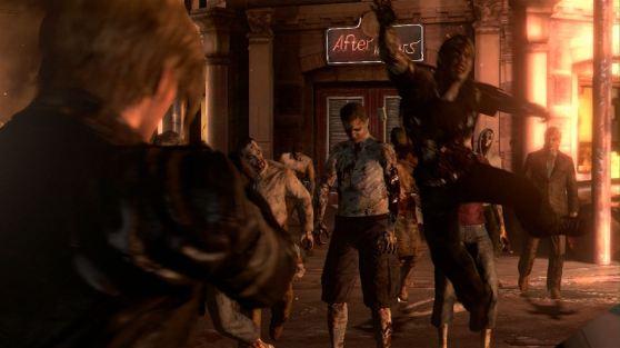Resident Evil 6_funny_Jump