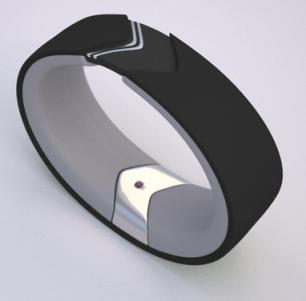 Amiigo fitness bracelet