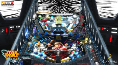 star wars pinball 2