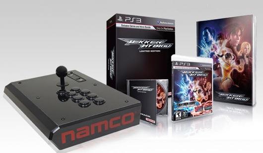 Tekken Hybrid Extreme Edition