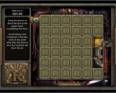 bioshock puzzel