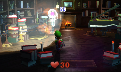 Luigi's Mansion Dark Moon Boss Fights