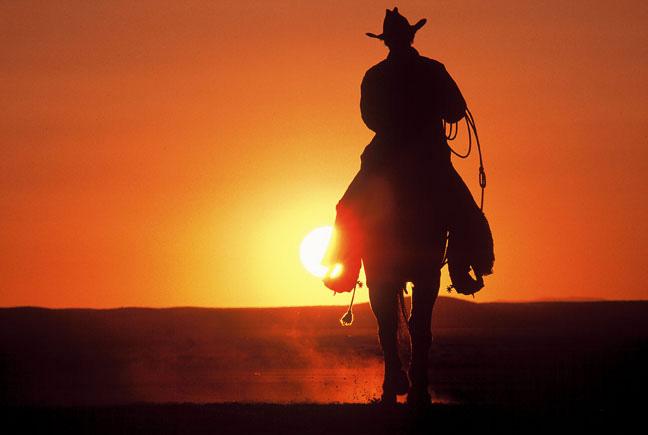 cowboysunset