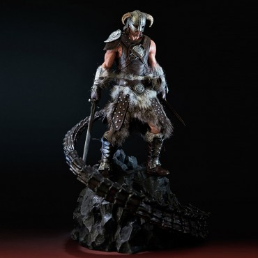 The $300 statue of Skyrim's hero.