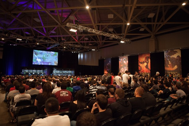 Major League Gaming Championship event in Dallas.