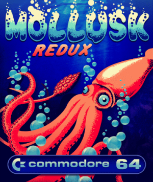 Mollusk Redux cover art C64