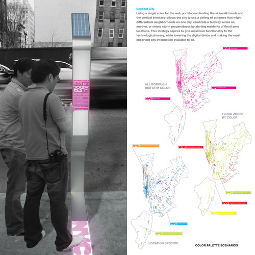 Smart Sidewalks: NYC's Reinvent Payphones best functionality award winner