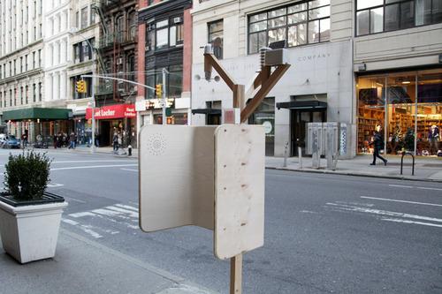 Windchimes: NYC's Reinvent Payphones best Community Impact award winner