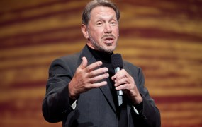 Oracle founder Larry Ellison