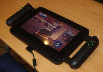 razer edge controller mode