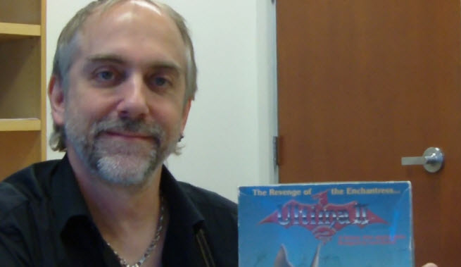richard garriott ultima ii