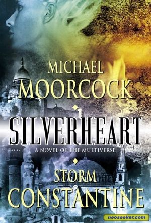 Silverheart novel cover