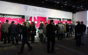 T-Mobile's first Uncarrier event