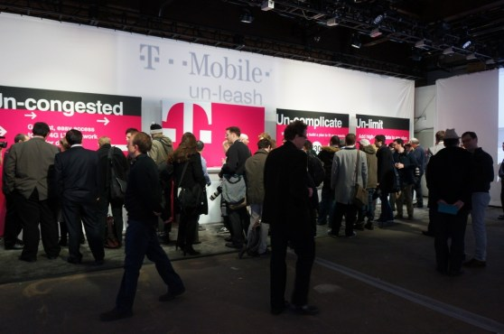 T-Mobile Uncarrier event