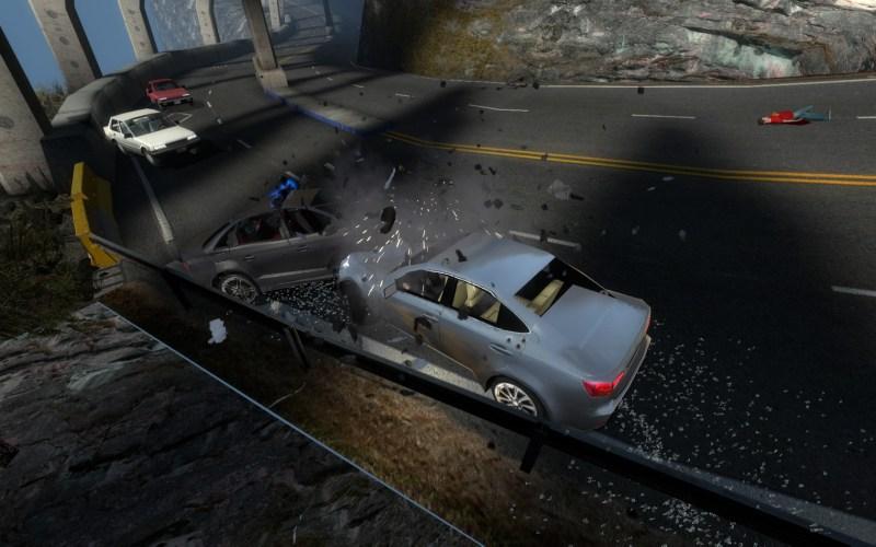 Tactical Intervention - Highway Screenshot