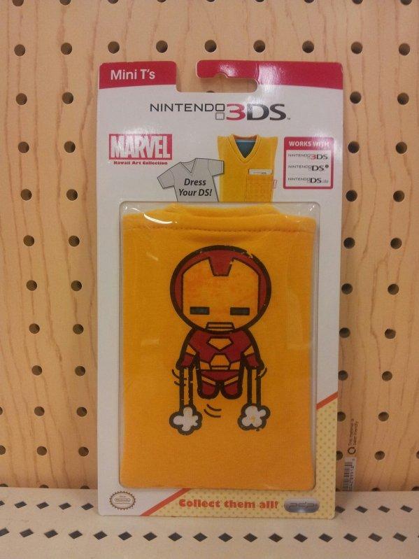 Iron Man T-Shirt cozy