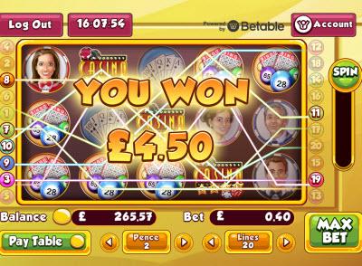 Slots! Pocket UK by Digital Chocolate