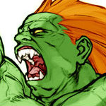 Capcom vs. SNK 2 Blanka