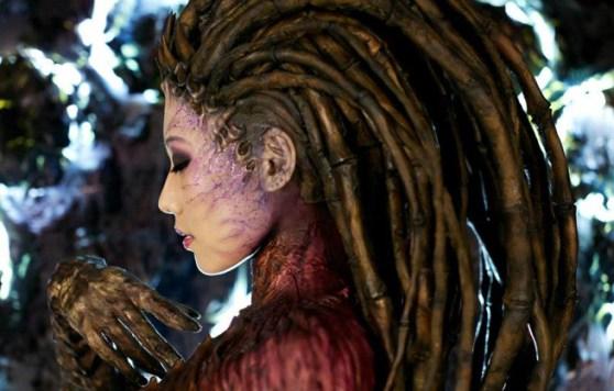 Tasha Cosplay as Kerrigan (StarCraft II)