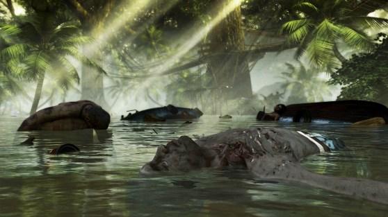 Dead Island Riptide drowners