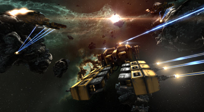 eve online universe