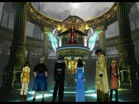 The infamous Final Fantasy 8 picture