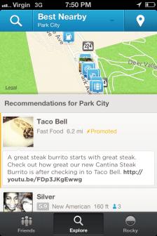 Foursquare-Taco-bell