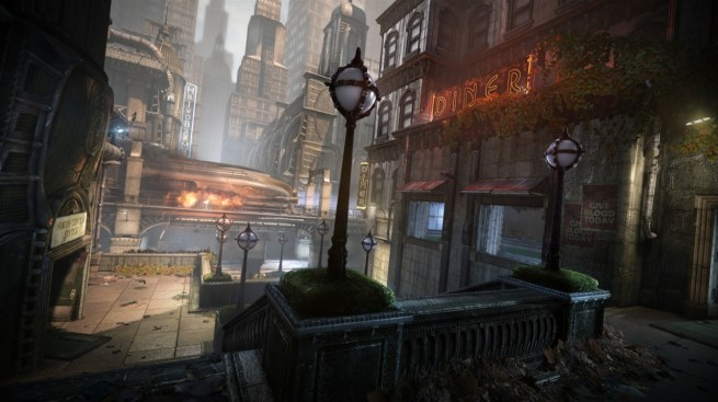 Call to Arms DLC Map Pack