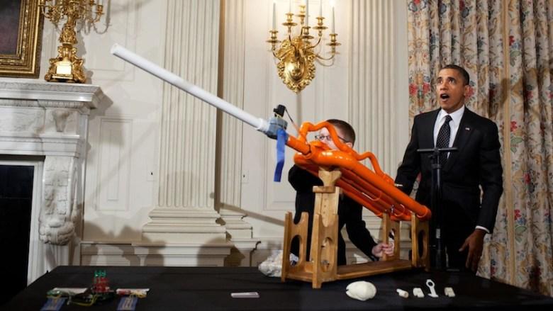 Obama Science Fair