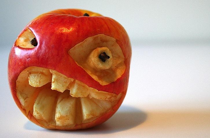 crazy apple