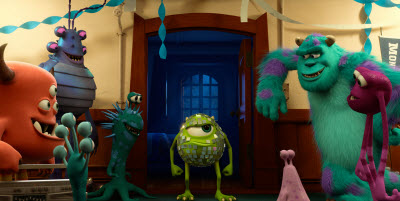 Pixar's Monster's University